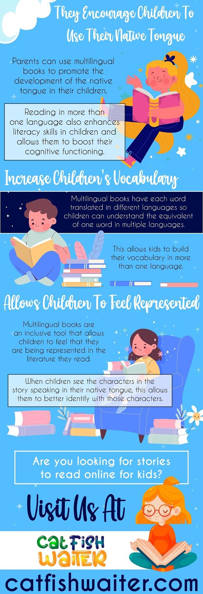 Benefits Of Multilingual Books For Multilingual Chidren